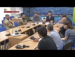 В Киеве представили книгу «От Майдана до АТО»