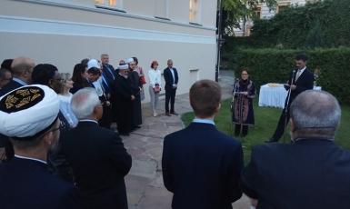 Посол США провела іфтар для представників мусульманських громад України