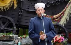 75 роковини трагедії в Бабиному Яру: муфтій Саід Ісмагілов вшанував пам'ять жертв геноциду ромів