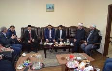 Новопризначений Посол Індонезії відвідав Ісламський культурний центр м. Києва