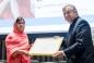 Мусульманка Малала Юсуфзай стала самым молодым Посланцем мира