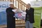 У Новоолексіївці переселенці отримали «теплу допомогу» від мусульман