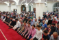 Up to 1500 Muslims have the iftar together at Kyiv ICC