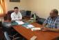 ИКЦ Киева посетил известный ливанский писатель и переводчик