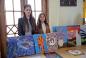 Выставки, благотворительный концерт и ярмарка изделий мастеров — в поддержку детей политзаключенных