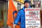 Активіста, що виступав на підтримку кримських татар, затримали у Санкт-Петербурзі