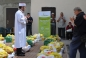 From German Muslims to Their Ukrainian Adherents: Grocery Baskets for Poor on Ramadan