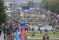Мусульмане Запорожья приняли участие в ярмарке по случаю Дня города