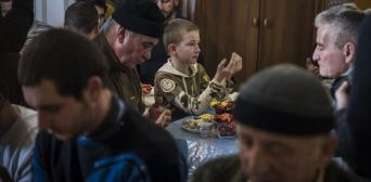 Кримські мусульмани провели дуа в будинку Емір-Усеіна Куку