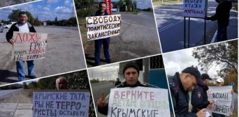 Сімдесят судів в один день — у Криму не зупиняються переслідування кримських татар