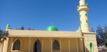 В Ефіопії відреставрували мечеть Наджаші, поруч з якою поховані сподвижники пророка