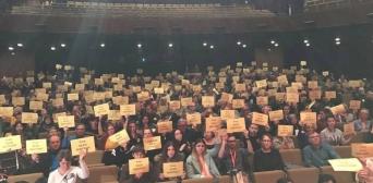 На кінофестивалі в Берліні підписали петицію на підтримку Олега Сенцова