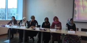 Жінка — посол миру: в Києві обговорили роль жінки в миротворчій діяльності