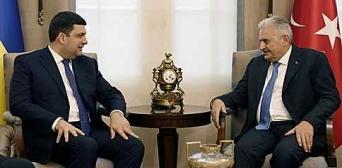Україна та Туреччина мають потужний потенціал співпраці у діапазоні від надр до космосу