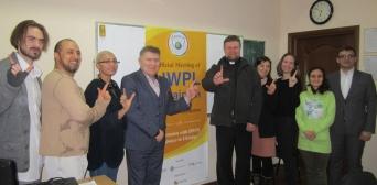 Міжнародний міжрелігійний форум — в Ісламському культурному центрі Києва