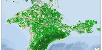 В окупованому Криму зникає рослинність