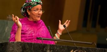 Аміна Мохаммед: «Я зосереджу зусилля на реалізації Цілей сталого розвитку»