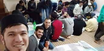 Мусульманська громада Запоріжжя поповнилася студентами з Індії