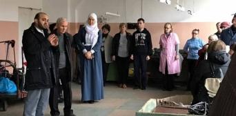 Допомога людям з вадами зору — в колі уваги мусульман Одеси