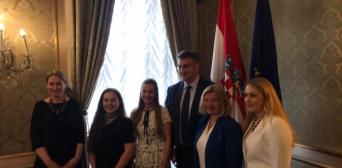 Прем'єр-міністр Хорватії ініціює допомогу дітям кримських політв'язнів
