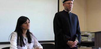 Мусульмани в ІКЦ м. Києва підписували декларації з сімейним лікарем