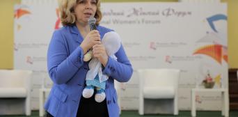 Ольга Богомолець: «Я закликатиму жінок не бути байдужими»