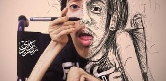 Саудівський художник доводить, що інвалідність не є обмеженням для творчості