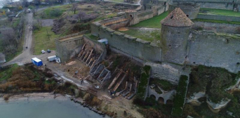 Аккерманська фортеця. Сучасний стан