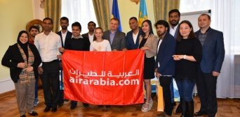ОАЕ зацікавлені у співпраці з Львівщиною