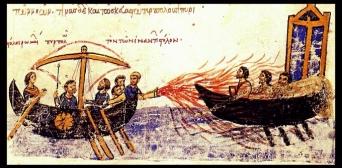 Роль слов'янського фактора у Великій середземноморській війні Арабського халіфату і Візантійської імперії. Частина перша
