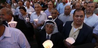 Мусульмани Йорданії боронили християн під час великодніх відправ