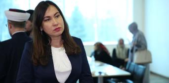 Гаяна Юксель: «Коли сталася окупація, на плечі кримськотатарських жінок ліг нелегкий вантаж…»