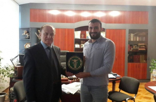 Muslims of Vinnitsa were awarded for helping children