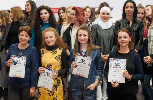 Среди победителей кастинга Конкурса молодых дизайнеров New Fashion Zone — мусульманка