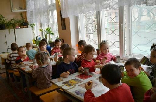 Одеські мусульмани допомагають дітям в притулку