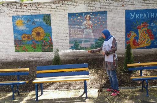 Muslims and Christians: Fruitful Cooperation at a Work Party at Kharkiv Hospital