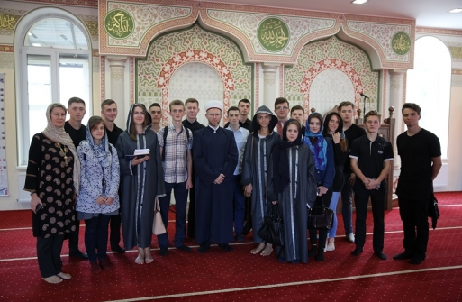 New Tradition Afoot: Kyiv Islamic Cultural Centre Once Again Hosts University Students