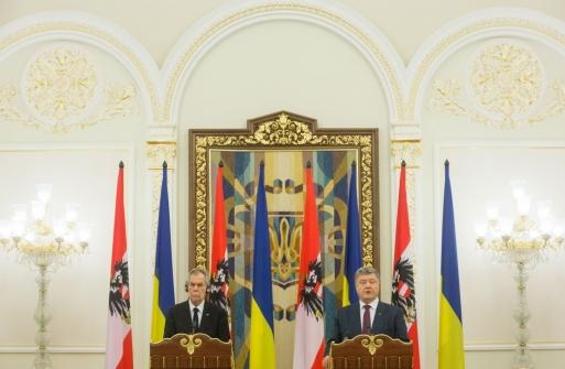 Президент Австрії: «На території Криму не можуть відбуватися правочинні вибори російського президента та парламенту»