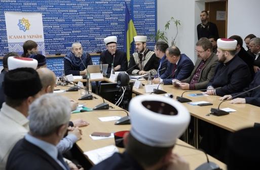 «Социальная концепция мусульман Украины» подписана