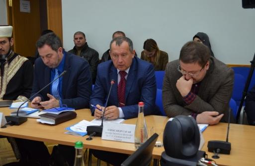 Социальная концепция мусульман Украины станет важным фактором взаимопонимания