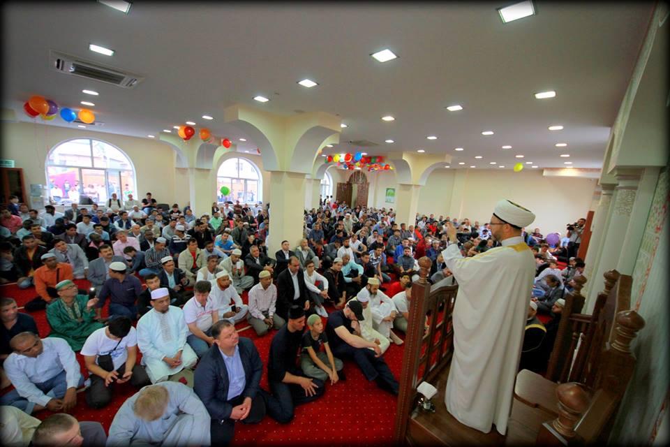 Празднование Курбан Байрама у крымских татар