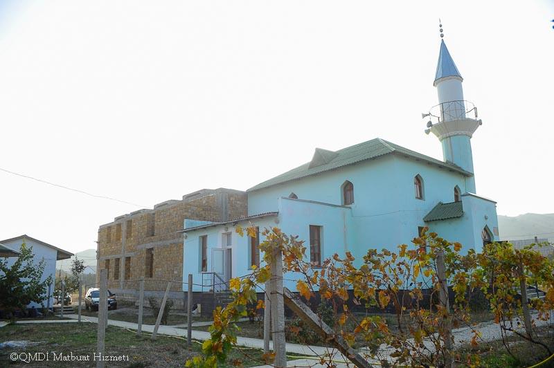 Картинки по запросу мечети «Янъы Маале» под Судаком