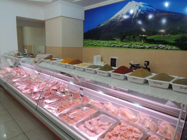 """Halal Market"""" Now Open In Donetsk"""