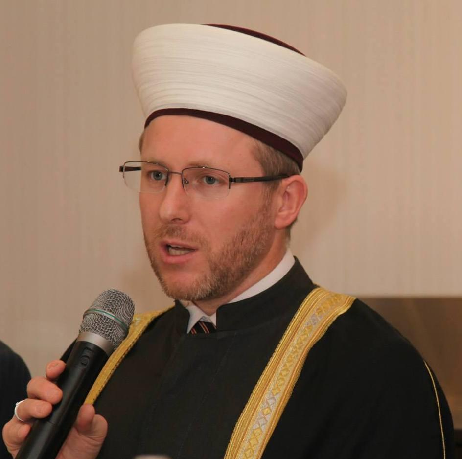Image result for Mufti Said Ismagilov