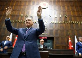 Філігранний маневр Ердогана
