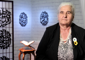 "Munira Subašić: ""A Mother Dies When Her Son is Killed or Her Daughter is Raped. We Are Just … Walking Dead"""