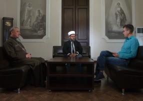 Существуют ли противоречия между религией и наукой? — имам мечети Каменского в гостях у телепередачи «Культ ПроСвіт»
