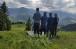 MOUNTAIN TOURING GROUP AYUDAG DEBUTED BACKPACKING IN THE CARPATIANSMOUNTAIN TOURING GROUP AYUDAG DEBUTED BACKPACKING IN THE CARPATIANS