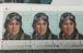 """©GLF Collection/фейсбук: 28.10.2020р., київське спецпогашення поштових літерних марок """"V"""" на честь сторічного ювілею   Амет-Хана Султана"""