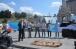 У День кримськотатарського прапора згадували бранців Кремля